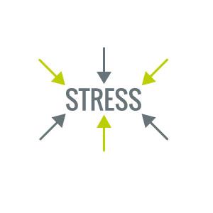 Stress, Du bist umzingelt!